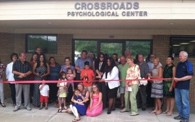 Crossroads Psychological Center Ribbon Cutting
