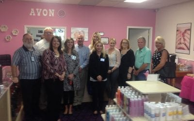 Avon Beauty Center Waterford hosts 3rd Thursday Coffee Connect