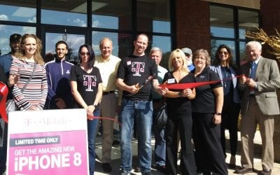 T-Mobile Ribbon Cutting