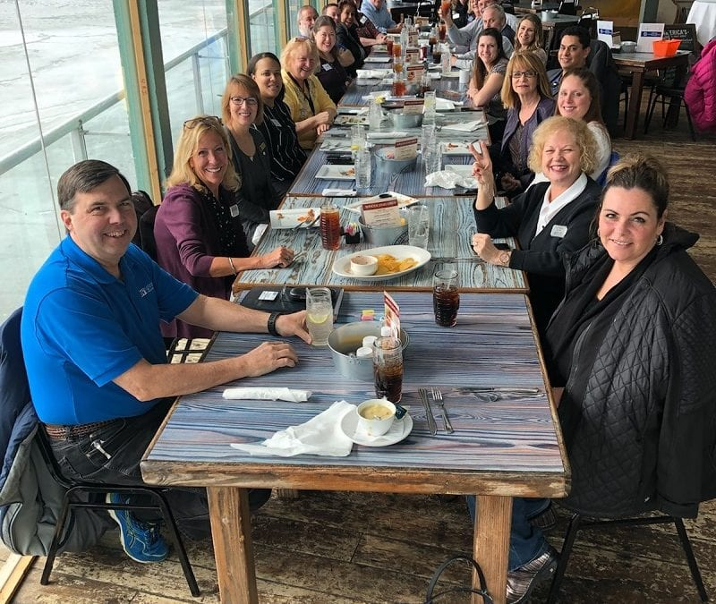 Connect For Lunch Networking Group Littleton: The Beach Tiki Bar & Boil Hosts Spotlight Lunch
