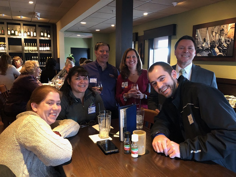 Multi-Chamber Business n' Brewz at Carrabba's Italian Grill