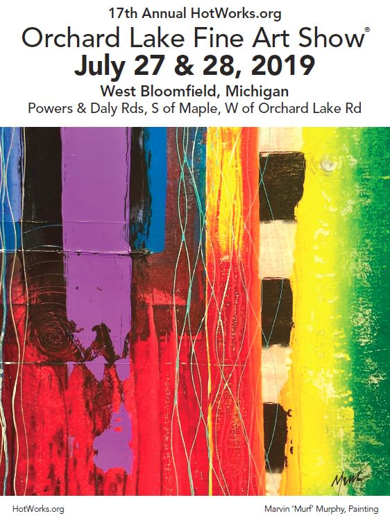 17th Annual Hot Works Orchard Lake Fine Art Show - Lakes