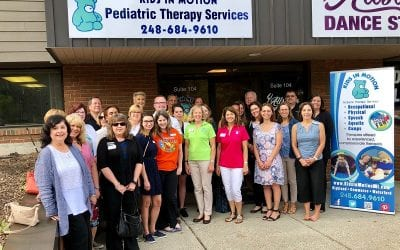 Kids in Motion Pediatric Therapy Services 25 Year Anniversary