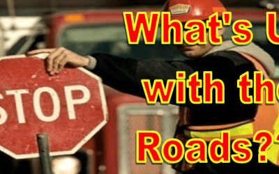 """RCOC presentation """"What's Up with the Roads"""""""
