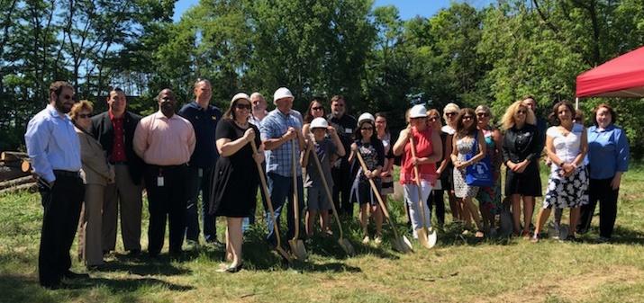 Gilden Woods Early Care & Preschool Groundbreaking