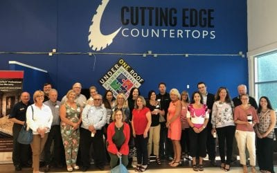 3rd Thursday Coffee Connect at Cutting Edge Countertops