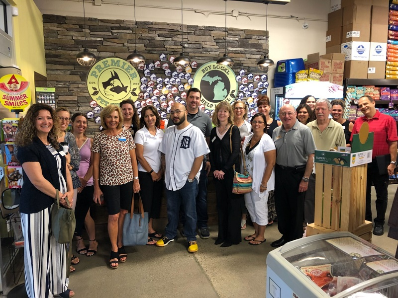 3rd Thursday Coffee Connect at Premier Pet Supply Novi