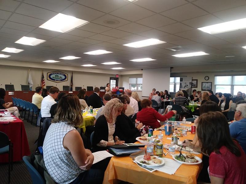 Multi-Chamber Lunch & Learn