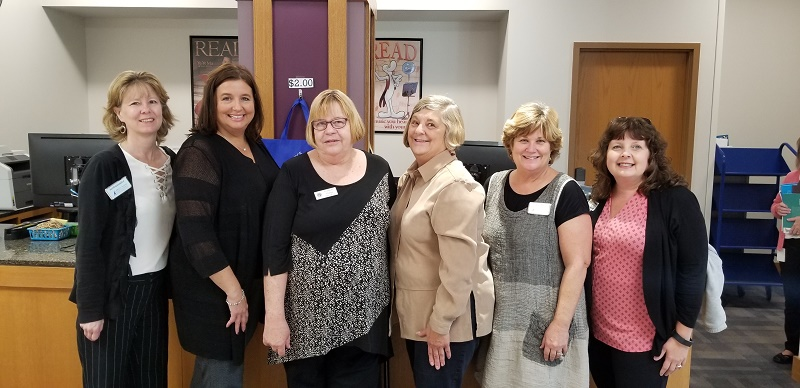 We Thank You Wednesday visit to Commerce Township Public Library