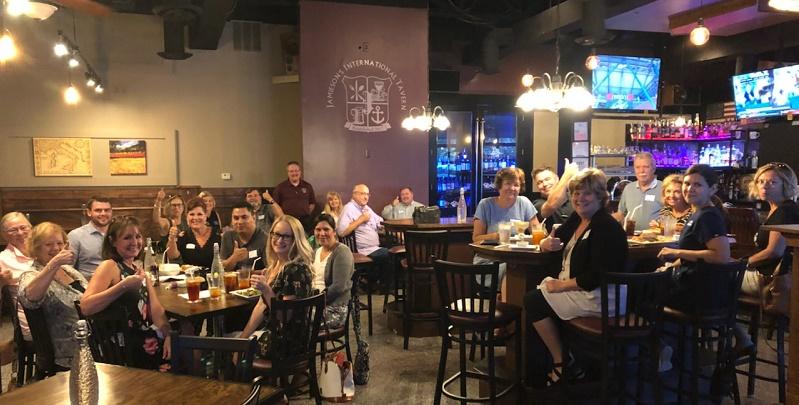 Spotlight Lunch at Jamieson's International Tavern
