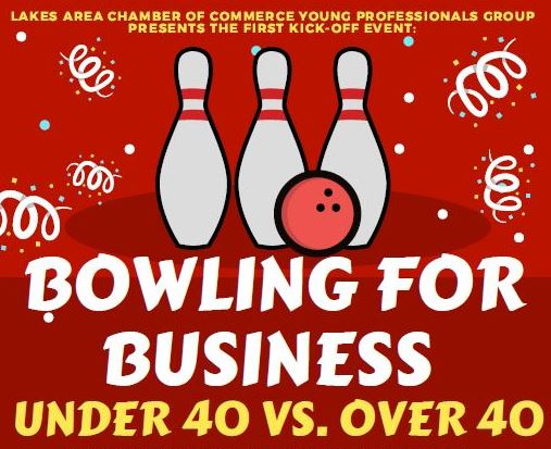Bowling for Business – Under 40 vs. Over 40