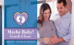 Maybe-Baby Brunch & Learn - Lakes Area Chamber of Commerce | Join