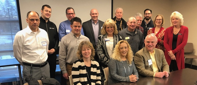 1st Friday Coffee Connect at Diversified Members Credit Union