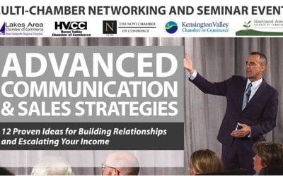 Multi-Chamber Networking & Seminar Event