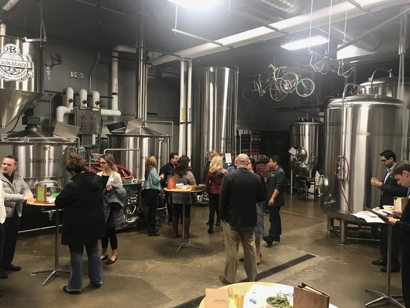 YPG After-Hours Event at Kickstand Brewing Company