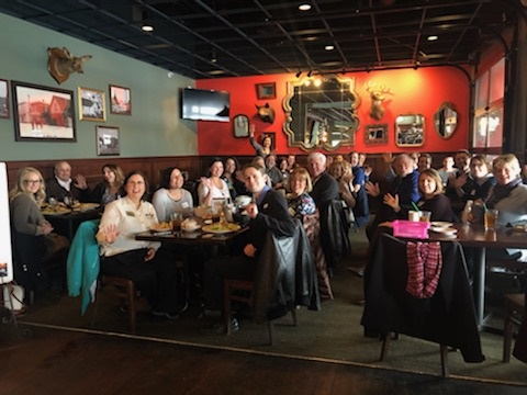 January 2019 Spotlight Lunch at Wixom Station