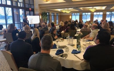 Multi-Chamber Breakfast / Education Event at Lyon Oaks