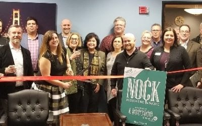 Open House / Ribbon Cutting at Nock Accounting & Tax, PLC