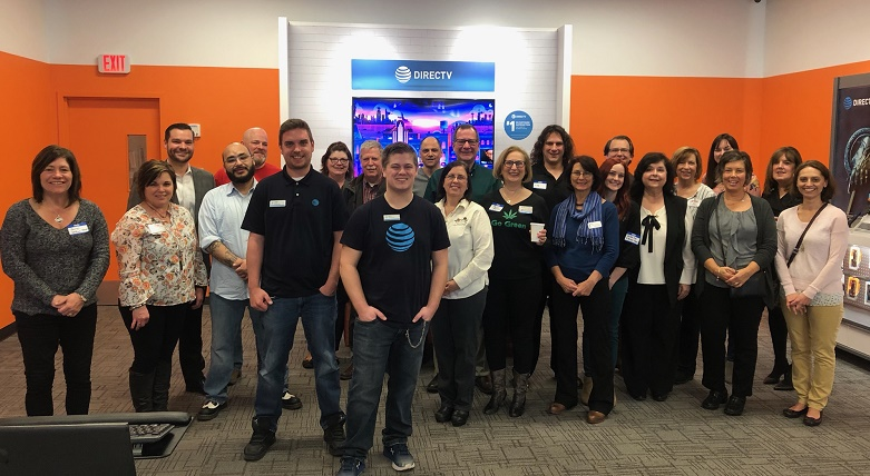 3rd Thursday Coffee Connect at AT&T Wixom