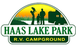 Haas Lake Park RV Campground - New Hudson