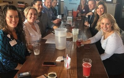 YPG After-Hours event at Drafting Table Brewing Company