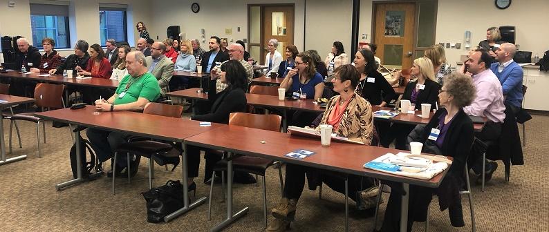 Healthcare Network Group meeting at DMC Huron Valley – Sinai Hospital