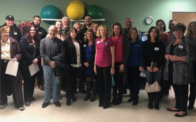 1st Friday Coffee Connect at Kids in Motion Pediatric Therapy Services of Commerce