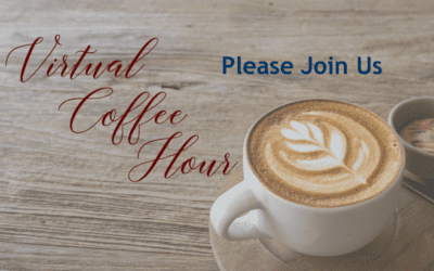 3rd Thursday Virtual Coffee Event