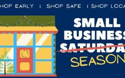 Shop Early – Shop Safe – Shop Local